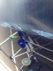 Romp polijsten en boot poetsen door YachtcleanerY