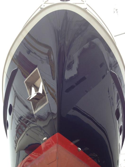 Boot poetsen door YachtcleanerY