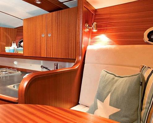 interieurreiniging YachtcleanerY