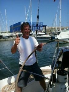wie wij zijn, Peter-Paul Stradmeijer, eigenaar YachtcleanerY, boot poetsen, boot polijsten, teak reiniging.