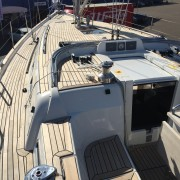 Teakreiniging door YachtcleanerY