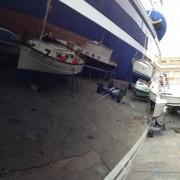 Boot poetsen door YachtcleanerY, onze diensten