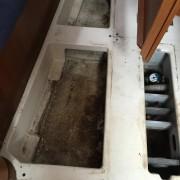 Interieur- en bilge reiniging